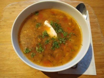 Soup Cucumber & Zucchini