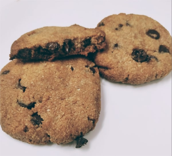 Chocolate Chips Biscuits