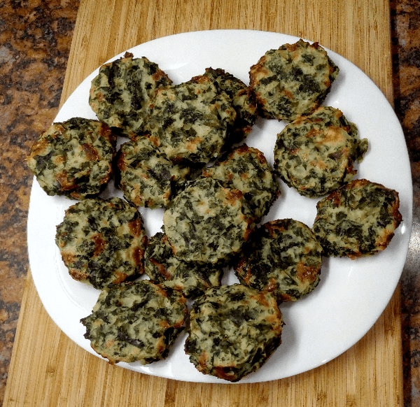 Kaleballs Cauliflower