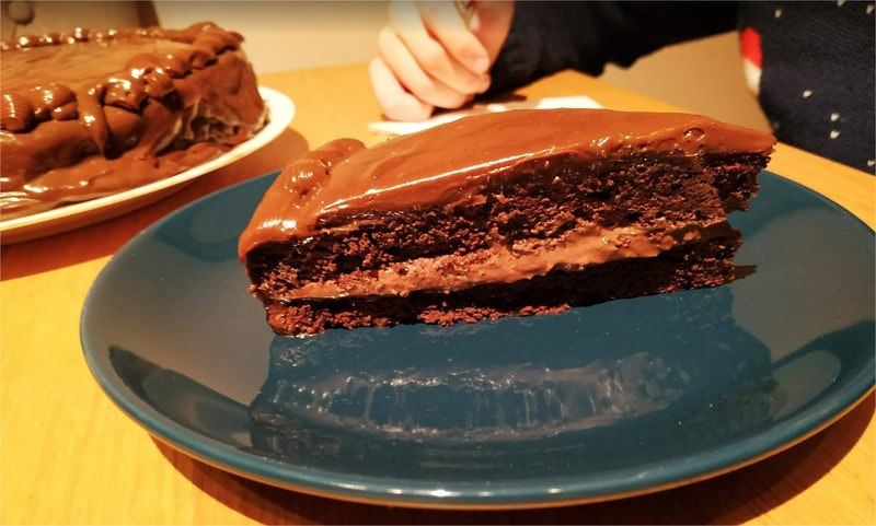 Slice Kids' Favourite Chocolate Cake