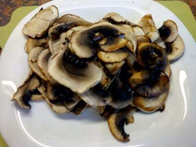 set-aside-to-use-for-pizza Mushrooms for Pizza