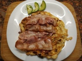 Keto Basics Omelette